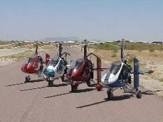 Gyrocopters for Sale at: http://www.goldmedal100.com/gyrocopter.htm