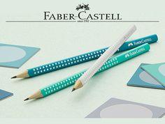 Faber-Castell - Der Bleistift Sparkle verführt mit neuen Pastellfarben