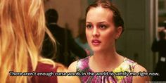 blair waldorf quotes | Tumblr