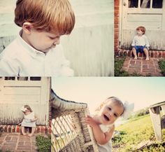 Family photo session, love Rebecca's work!