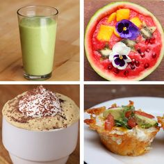 6 Vegetarian Breakfasts