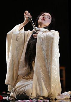 Kelly Kaduce As Cio San In The Minnesota Opera Production Of Madame Erfly