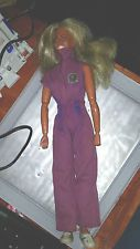 Vintage 1976 Bionic Woman Kenner Jaime Sommers Doll Action Figure