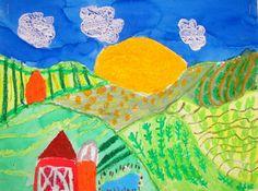 Grant Wood Farms | K-8 Art