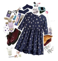"""celestial"" by abundanceoffreckles ❤ liked on Polyvore featuring art"