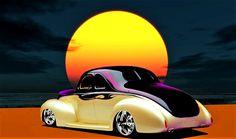 Hot Rods, Cartoons, Vehicles, Cartoon, Cartoon Movies, Car, Comics And Cartoons, Comic Books, Animation Movies