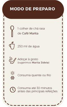 modo preparo café