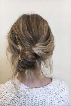 #Peinados casuales