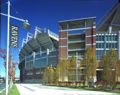 M & T Bank Stadium...Go Ravens! Baltimore Skyline, Baltimore Ravens, M&t Bank Stadium, Ocean City, Maryland, Fan, Spaces, Fans, Computer Fan