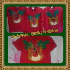 Christmas t shirts evelyn fang