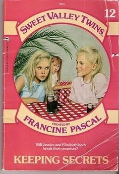 I used to love it when Mom would come home from Meijer with a new book for me from this series.
