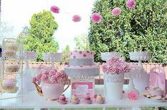 Tea party / bridal shower