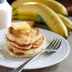 Fluffy Vegan Pancakes by healthyfamilyandhome