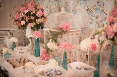 decoraçao de casamento vintage - Pesquisa Google