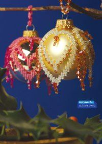 Rightly Regal St Petersburg Bauble - Bead project download
