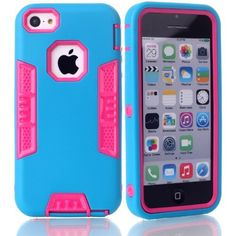 Iphone 5c Colors Pink Cases