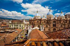 Sitios En Cuenca Ecuador   Natural Sangay son algunos de los sitios de Ecuador incluidos en ...