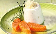 Von der Redaktion für Sie getestet: Joghurt Mousse mit Lachs. Gelingt immer! Zutaten, Tipps und Tricks