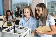 Flex their maker muscles with this innovative and meaningful 3D printing project.   Enough tchotchkes! Get students making meaningful 3D projects