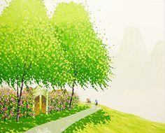 Vietnamese Landscapes - Phan Thu Trang - Imgur