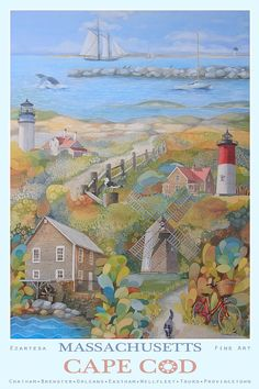 Cape Cod poster