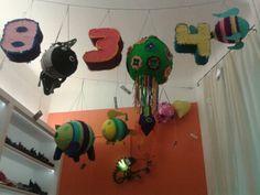 Neue Piñatas im Laden