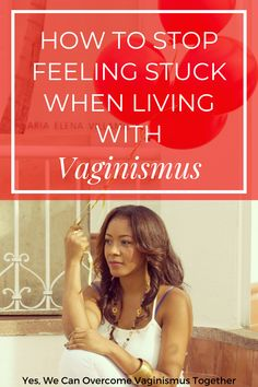 Do you feel stuck while living with vaginismus? Overcoming vaginismus can be challenging, and it's not unusual to feel like you can't move forward in your healing journey and your life when you have this condition. But in this post, you'll learn why you may feel stuck and get tips to help you move forward in your vaginismus healing journey. Read on here! Womens Health Tips | Female Health Tips | Feminine Health Tips #vaginismus Feeling Stuck, Emotional Healing, Do You Feel, Moving Forward, Health Tips, Challenges, Canning, Female, Feelings