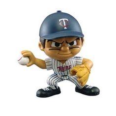 Minnesota Twins Lil Teammates MLB Pitcher Series 2 $16.99