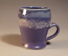 coyote glaze - shades of muted purple