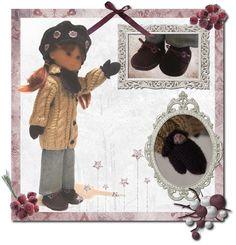 C'est l'histoire de 2 amies, Myse et Sof', passionnées de broderie et d'arts textiles en général, et qui un jour ont commencé à jouer à la poupée...