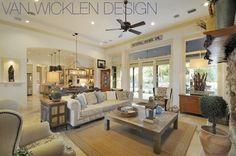 furniture layout..