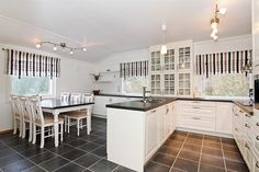 Really like this kitchen layout