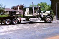 Image result for semi truck two tone paint schemes