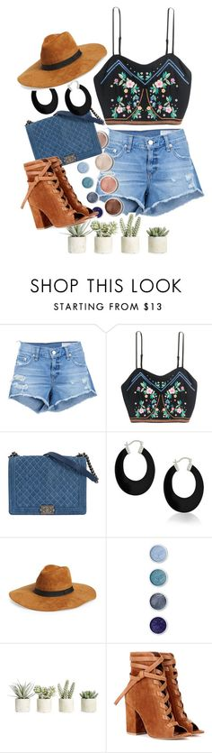 """""""Untitled #313"""" by suncokret-12 ❤ liked on Polyvore featuring rag & bone/JEAN, Terre Mère, Bling Jewelry, Amici Accessories, Allstate Floral and Gianvito Rossi"""