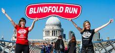 Blindfold Run | RLSB - London - November