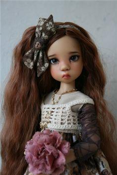 Ларисса и не много Микуш... Larissa Mikki Kaye Wiggs / Куклы Кайе Виггз, Kaye Wiggs dolls / Бэйбики. Куклы фото. Одежда для кукол