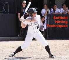 6 Softball Hitting Fundamentals to Teach Your Team : Softball Spot