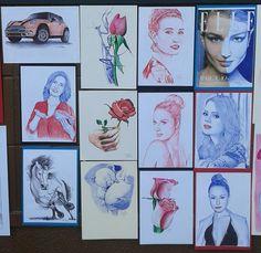 #boligrafo #ballpointpens #caneta #art #dibujo #drawings #desenhos
