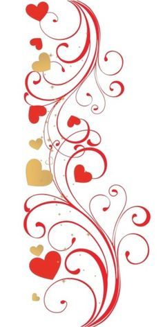 Also a bit too feminin, but maybe a way to include hearts. Dont want solid hearts. Quilling Patterns, Stencil Patterns, Stencils, Totenkopf Tattoo, Swirl Design, Heart Art, Paper Quilling, Arabesque, Kirigami