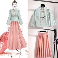 Hijab Fashion, Fashion Dresses, Ao Dai, Fashion Sketches, Fashion History, Traditional Dresses, Costume Design, I Dress, Cosplay