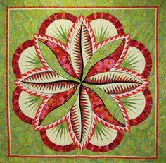 Fire Island quilt pattern w/Kaffe Fassett fabrics! Oh, hello gorgeous! #bucketlist