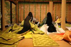 Heian Era, Heian Period, Japanese Kimono, Japanese Culture, Kyoto, Asian Woman, Samurai, Folk, Interior Decorating