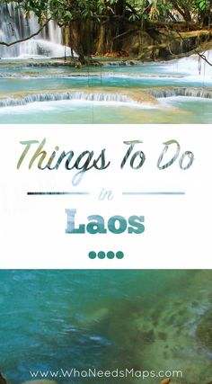 8 activities you can't afford to miss while traveling Laos!