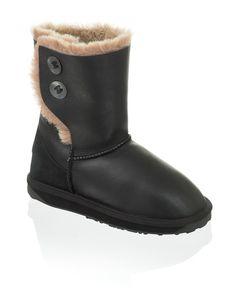 Emu Glenbrook - schwarz - Gratis Versand | Schuhe | Boots & Stiefeletten | Online Shop | 1633602160