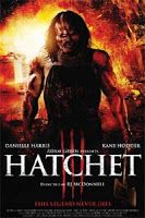Back Seat Viewer: Movie Review: Hatchet III