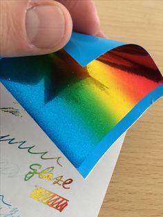 Aplicar foil a un vinilo VINTEX es cosa sencilla. Esta navidad crea tu decoración con VINTEX