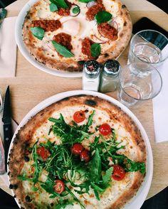 Ping Pong Pizza #pizza #foodporn #fat #paris #goodplace #bonneadresse