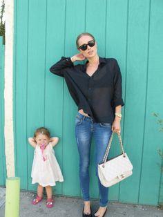 Anine Bing / my ideal mummy-look