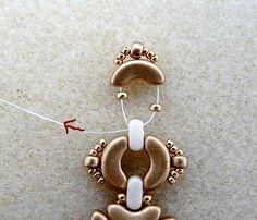 Bracelet Mina avec perle IOS®par Puca® - Perles & Co