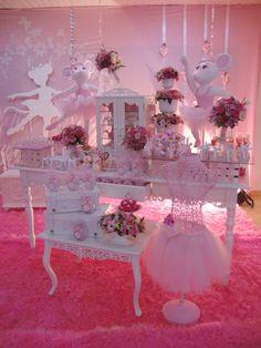 Ballerinas pictures | decoração da Happy Fest por Fabio de Oliveira, fez com que cada ...